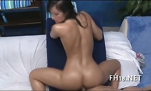 Gal gets all holes team-fucked