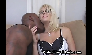 Wife Wants Encircling Fuck A Black Suppliant