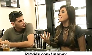 Comely teens getting screwed for money 8