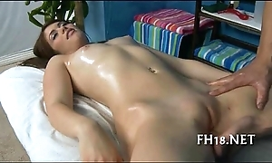 Gal drilled well in doggy