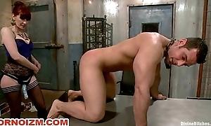 BDSM Femdom Slave Spanked Whipped Blushing