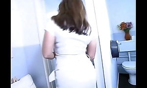 Cathy Barry Fucked in the Toilet!