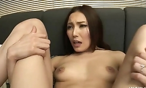 Nozomi Mashiros job interview includes teat and pussy sucking