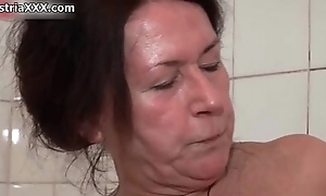 Nasty mature sluts go crazy sex tool