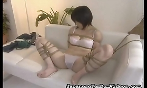 Sweet Otoe arrives at mistress Fukis house, ready, e from http://alljapanese.net