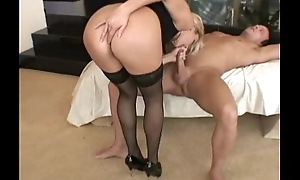 Hot Blonde Trophy Wife Samantha Seduced &amp_ Banged