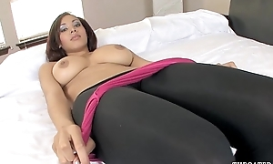 Exotic Loveliness Selena Ali Likes Apropos Deep Throat Cock