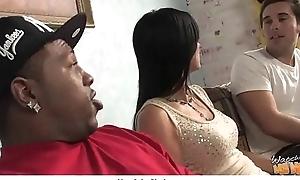 Milf Porn - Big Black Bushwa Fulfil Matured White Pussy 23