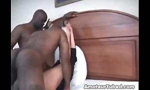 Gimped lawyer wife gets drilled in front of husband
