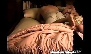 Tie the knot fucked again on hidden camera home video