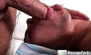 Massagecocks Twink Happy Rub down