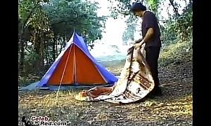 Banging Interim Camping In The Woods Danuta