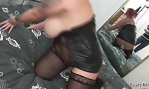 MILF Tattiana Having Fun With A Load of shit