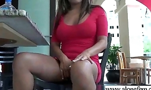 Teen Sexy Busty Amateur Girl Play With Sex Toys vid-19