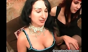 Great home group sex party with horny