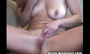 Masturbating is Gabriella'_s favorite part of the day