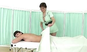 British mature masseuse