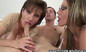 British blowjob sluts suck dick