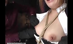 Japanese Bondage Dealings - Hikari Tsukino (Pt 1)