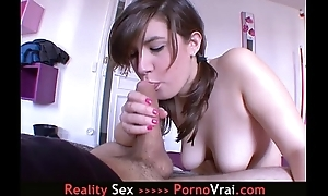 Shaved french student exhib