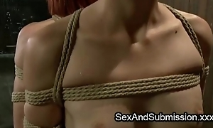 Lesbians made to anal have sex with dong dildo fastened to face