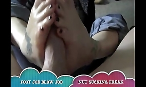 fucked at the end of one's tether trotters with an increment of mouth