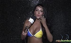 Aline bernardes Miss Bum bum Brasil 2012 Mato Grosso HD