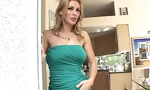 Hot British Milf Fucks Lucky Guy