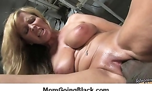 MomGoingBlack.com - Interracial sex with horny uninhibited MILF 27