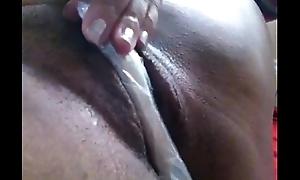 NikkiTrue Painting Pussy: Part 2