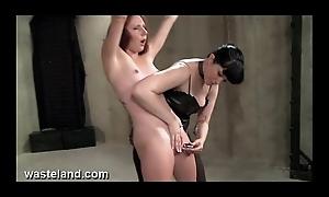 Wasteland Bondage Sex Movie -  Stroke of luck Jada  (Pt 2)