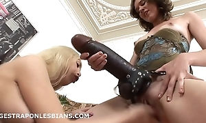 Isabella Clark and Lucia anal