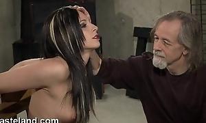 Wasteland Bondage Sex Peel -  Lessons in Obedience (Pt 3)