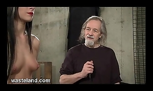 Wasteland Bondage Sex Movie -  Lessons almost Submission (Pt 2)