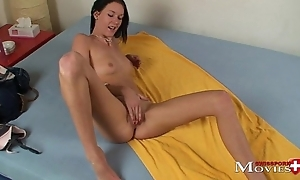 Louisa 20 likes to play&hellip_ on someone's skin actresses