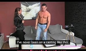 FemaleAgent Don'_t cum inside me