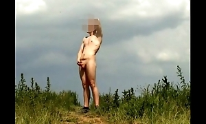 Denude sexually exciting outdoor fun 01 loyalty 2 fapping increased by cumming