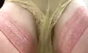 Wifes huge bottles and pissing