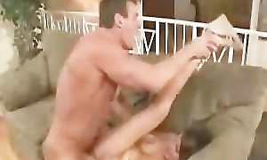 Girl Receives Painful First Anal