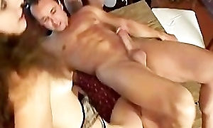 dp banged by husband and visitors