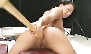 Belladonna deep throat and anal sport