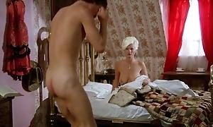 Unmitigatedly nice vintage XXX movie with gorgeous ladies