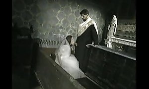 Bride far be Drilled by Priest
