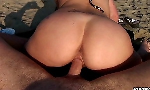 Pierced Amateur Pussy Rides A Dick Out